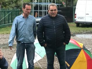Bruno et Rolando: cuisson flamme ou vapeur ?